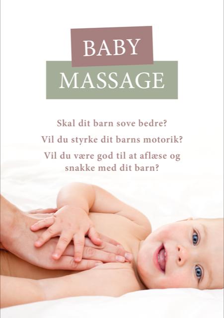 Babymassage Esbjerg