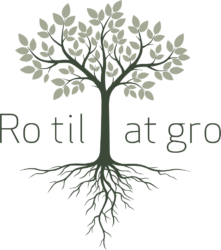 logo ro til at gro