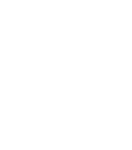 Ro til at gro hvidt logo